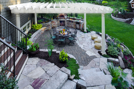 must see outdoor kitchen