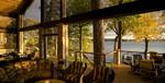 Walk through screen wall-lake Minnetonka-sunset-conversation pit-luxury remodel