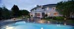 Large pool-mansion-
