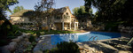 panoramic pool photo-and boulder edging