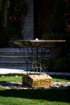entrance water feature