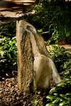 stone pillar bubbler