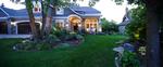 Front yard center garden/side garden